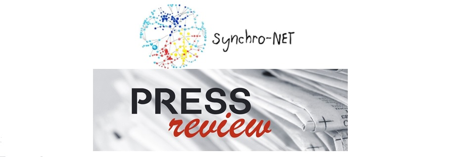 SYNCHRO-NET press review/Harbours Review: Eco-NET